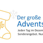Акция — рождественский календарь скидок