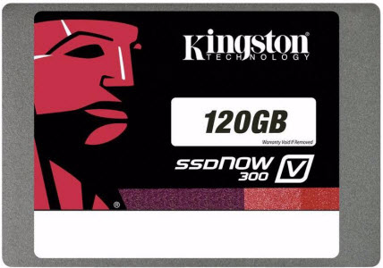 Kingston SSDNow V300 120GB MLC