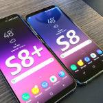 Заказ Samsung Galaxy S8 и S8 Plus