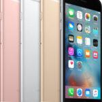 Начало продаж iPhone 6S и iPhone 6S Plus