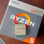 AMD Ryzen 5 2400G и AMD Ryzen 3 2200G уже продаже