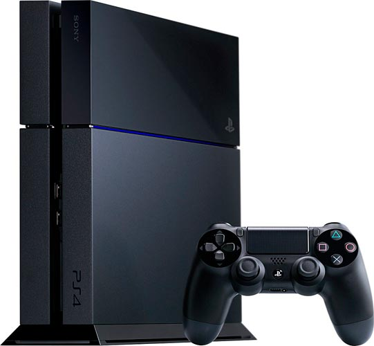 Sony Playstation 4 computeruniverse